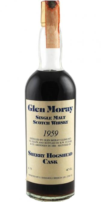 Glen Moray 1959 RWD