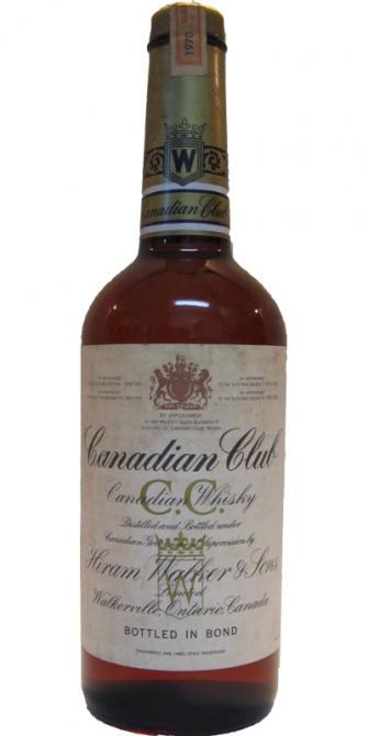 Canadian Club 1970