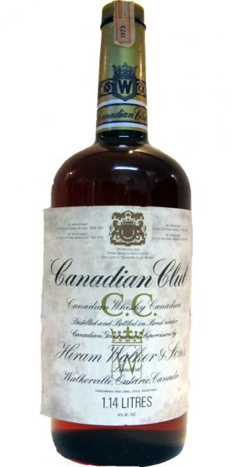 Canadian Club 1973