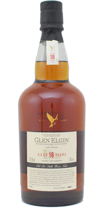 Glen Elgin 16-year-old