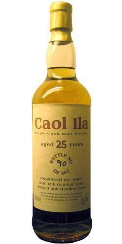 Caol Ila 1983 BF