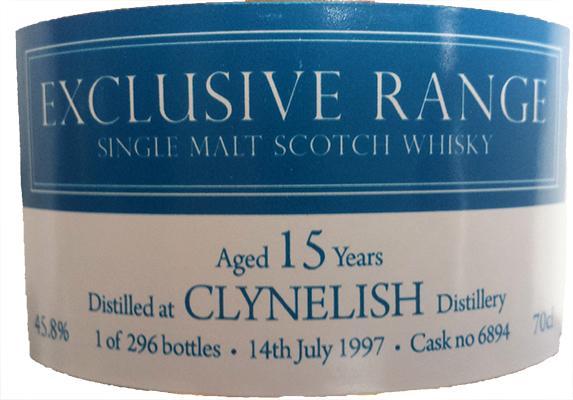 Clynelish 1997 CWC
