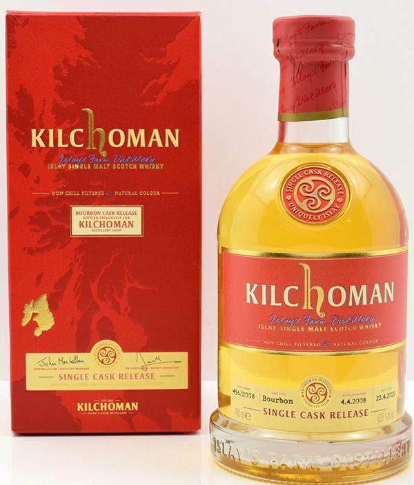 Kilchoman 2008