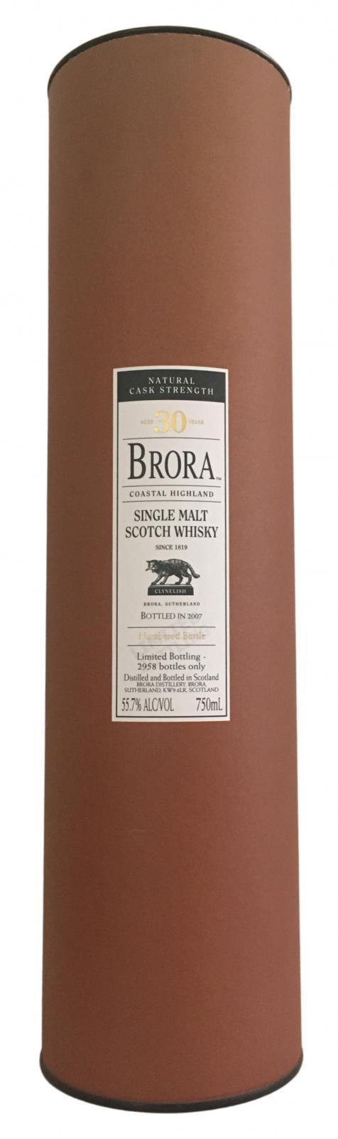 Brora  6th Release
