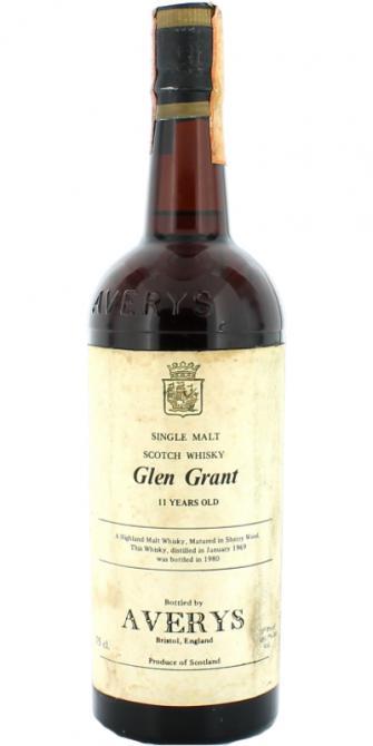 Glen Grant 1969 Av