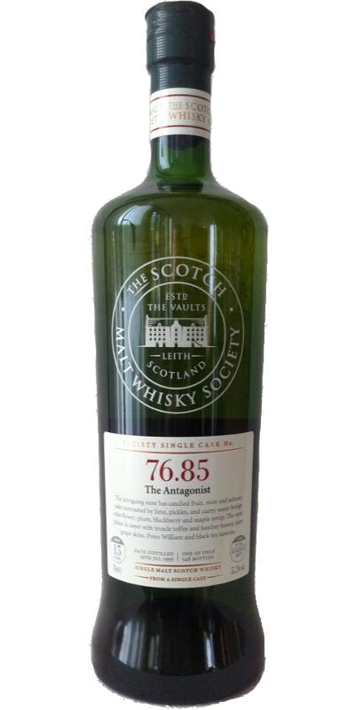 Mortlach 1995 SMWS 76.85