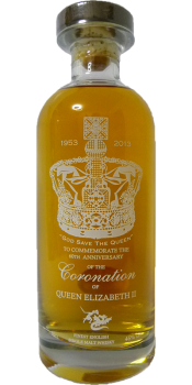 The English Whisky Queen's Coronation