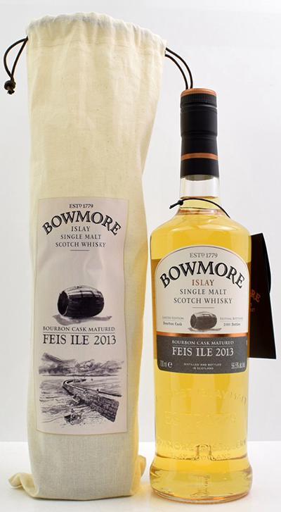 Bowmore Feis Ile 2013