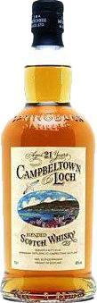 Campbeltown Loch 21-year-old SpD