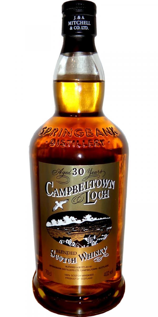 Campbeltown Loch 30-year-old SpD