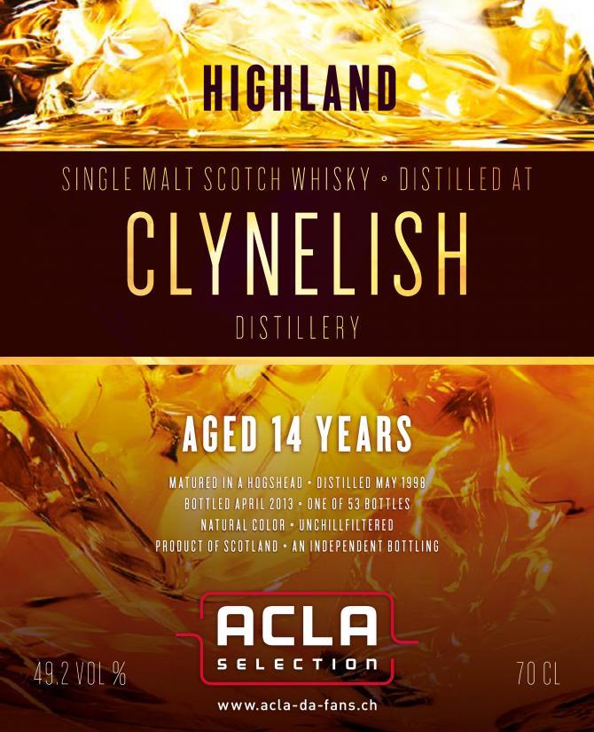 Clynelish 1998 AdF