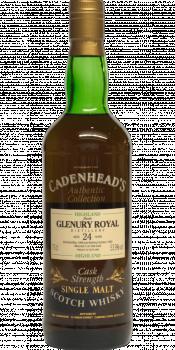 Glenury Royal 1966 CA