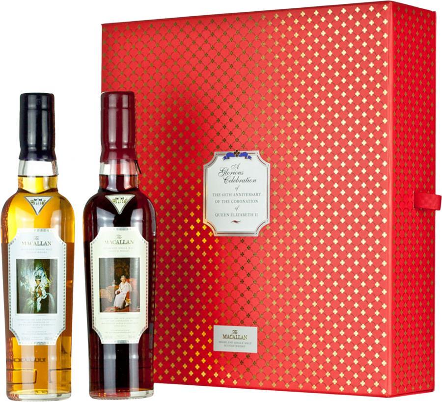 Macallan Coronation Bottling