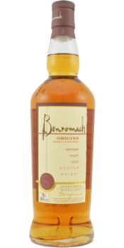 Benromach 2003 - Origins