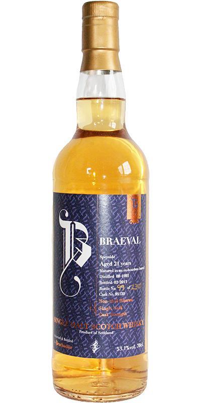 Braeval 1991 Brd