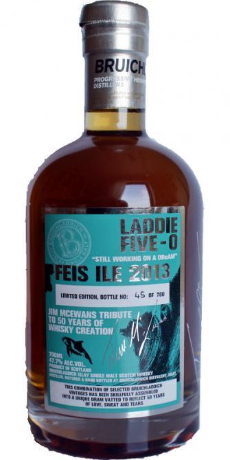 Bruichladdich Laddie Five-O
