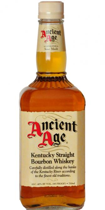 Buffalo Trace Ancient Age