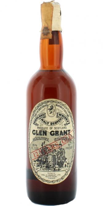 Glen Grant 12-year-old H&BL