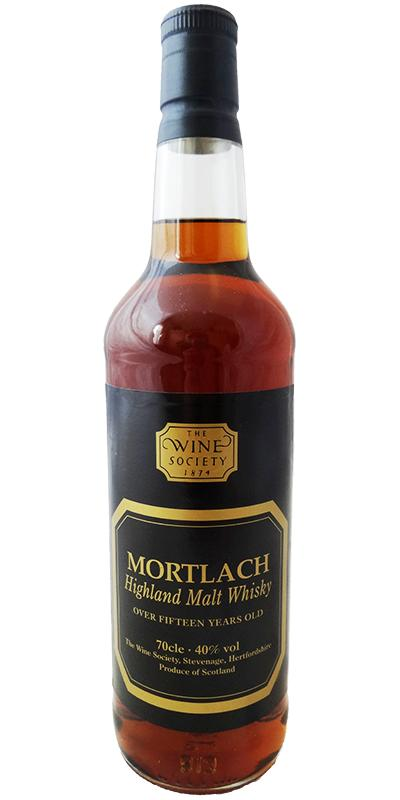 Mortlach 15-year-old TWiS