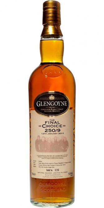 Glengoyne The Final Choice 250/9