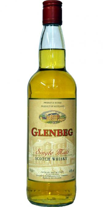 Glenbeg Single Malt Scotch Whisky