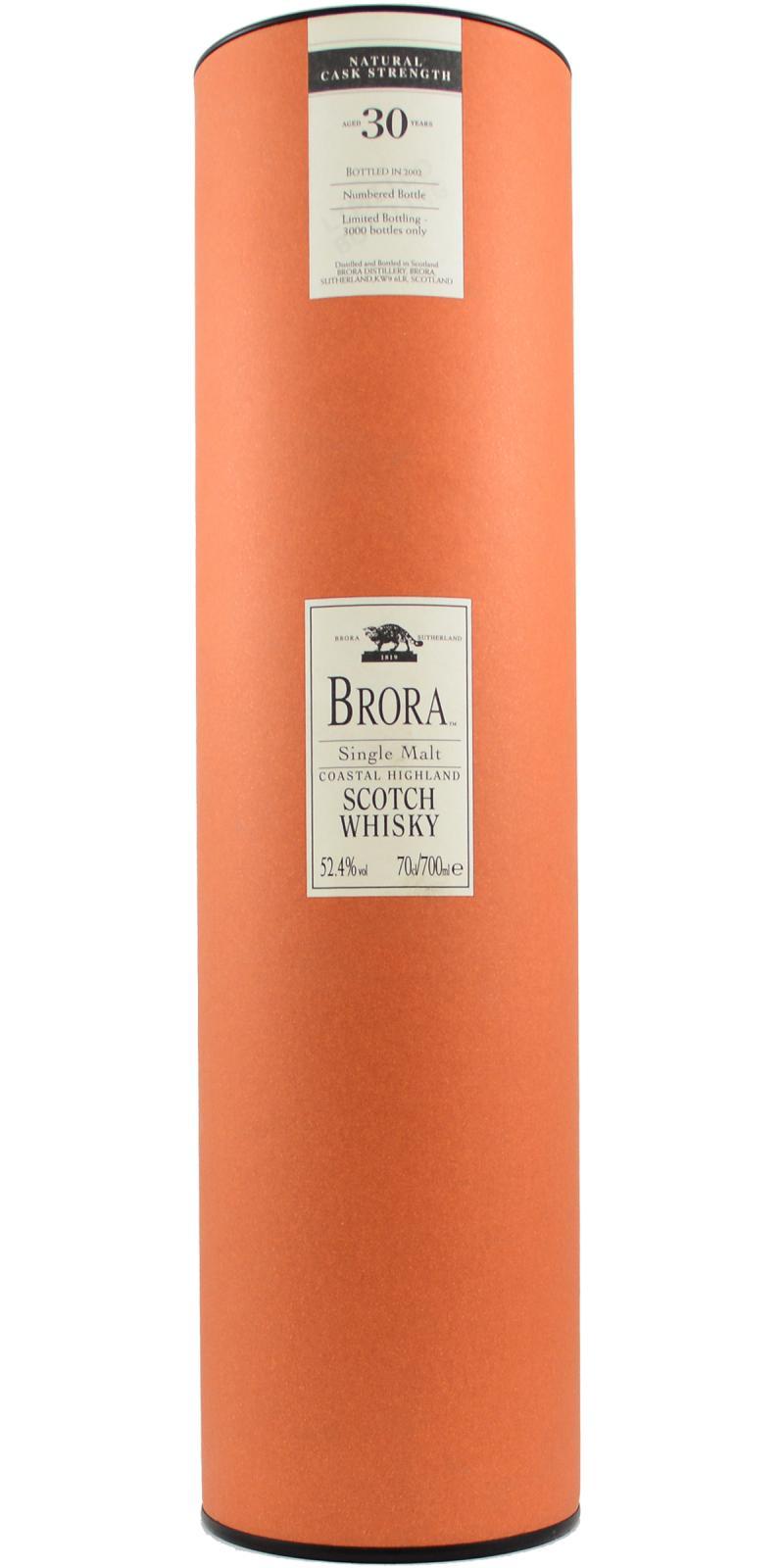 Brora  1st Release