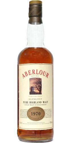 Aberlour 1970