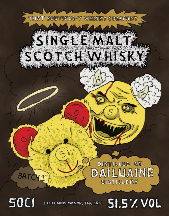 Dailuaine Batch 1 TBWC