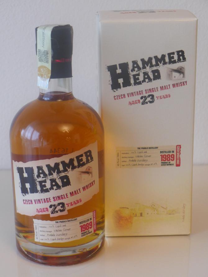Hammer Head 1989