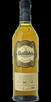 Glenfiddich 1977
