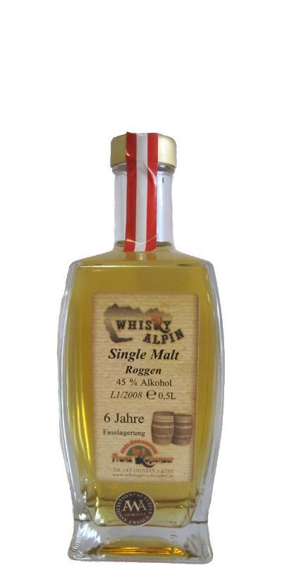 Whisky Alpin 2008