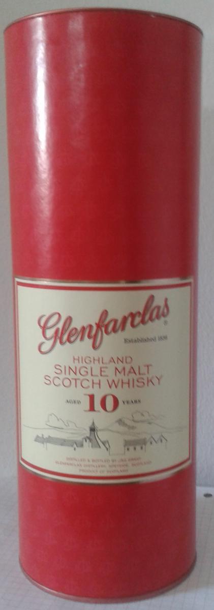 Glenfarclas 10-year-old