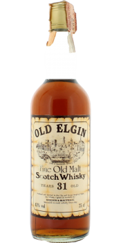 Old Elgin 31-year-old GM