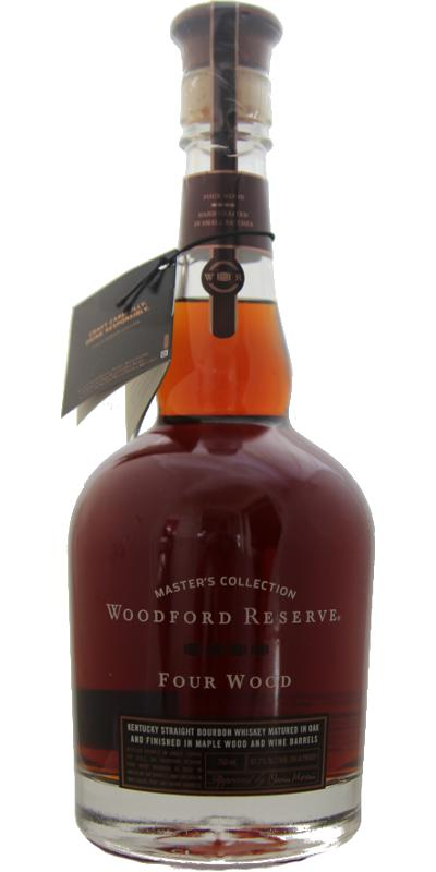 Woodford Reserve Four Wood