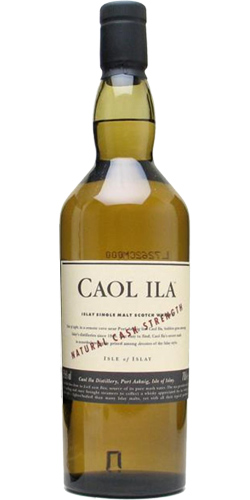 Caol Ila Natural Cask Strength
