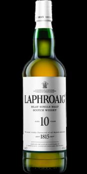 Laphroaig 10 new release