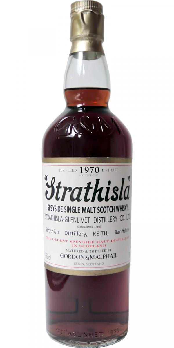 Strathisla 1970 GM