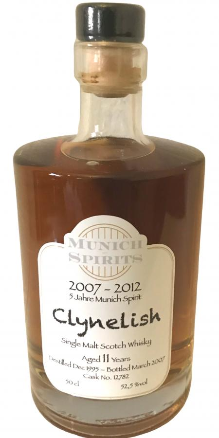 Clynelish 1995 MS