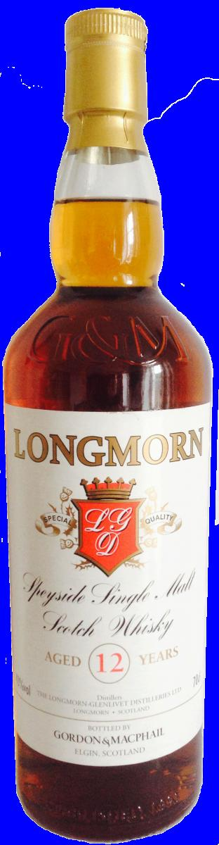 Longmorn 12-year-old GM