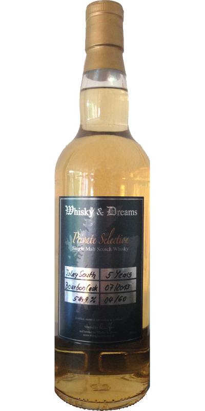 Islay South 05-year-old W&D