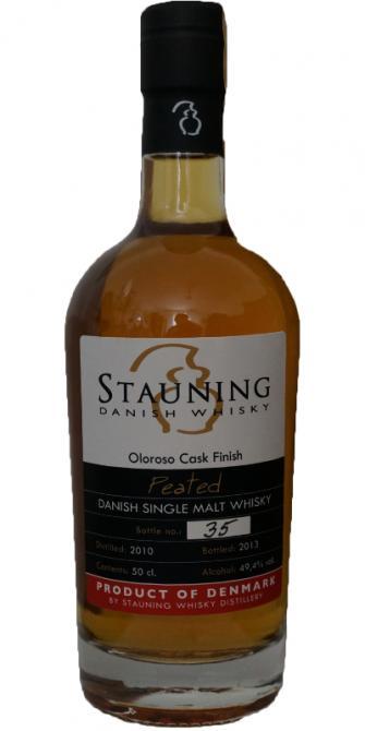 Stauning 2010