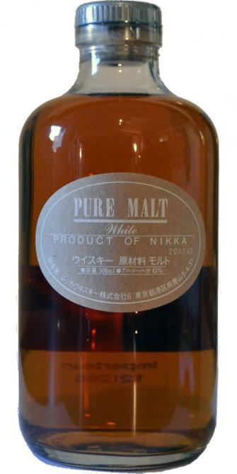 Nikka Pure Malt - White