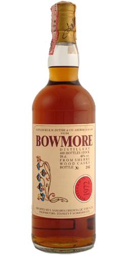 Bowmore 1972 Sa