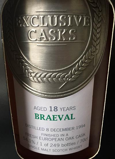 Braeval 1994 CWC