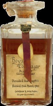 Royal Lochnagar 1952 GM