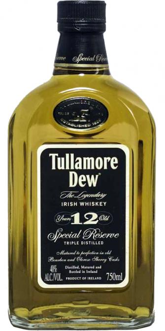 Tullamore Dew 12-year-old