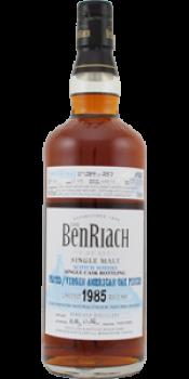 BenRiach 1985 - Peated