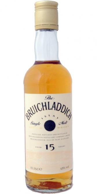 Bruichladdich 15-year-old