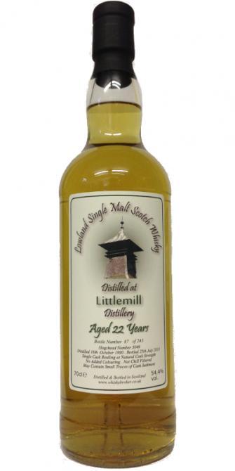 Littlemill 1990 WhB