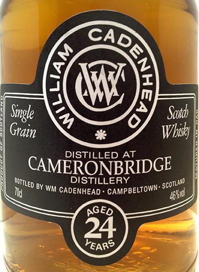 Cameronbridge 1989 CA